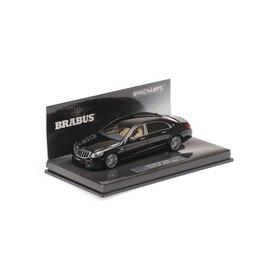 Maybach Maybach Brabus 900 Auf Basis Mercedes-Benz Maybach S 600 2016 - 1:43 - Minichamps