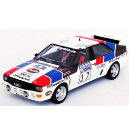 Audi Audi Quattro #17 Rally WM RAC Rally 1984 - 1:43 - Troféu
