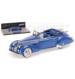 Lancia Lancia Astura Tipo 233 Corto 1936 - 1:43 - Minichamps