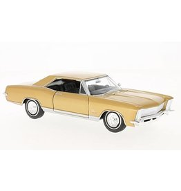 Buick Buick Riviera Grand Sport 1965 - 1:24 - Welly