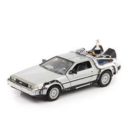 Movie Memorabilia Movie Memorabilia DeLorean Back To The Future II - 1:24 - Welly