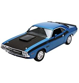 Dodge Dodge Challenger T/A 1970 - 1:24 - Welly