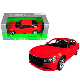 Dodge Dodge Charger R/T 2016 - 1:24 - Welly