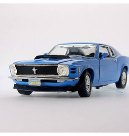 Ford Ford Mustang Boss 429 1970 - 1:18 - Motor Max