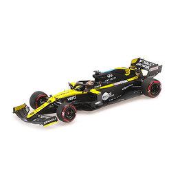 Formule 1 Renault DP World F1 Team R.S.20 #3 3rd Place Eifel GP 2020 - 1:43 - Minichamps