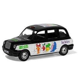 Austin Austin London Taxi LTI TX II RHD The Beatles 'Ob-La-Di Ob-La-Da' - 1:36  - Corgi
