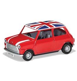 Mini Mini Cooper 1970 'English Flag' - 1:36  - Corgi