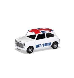 Austin Austin Mini 1970 English Flag - 1:36  - Corgi