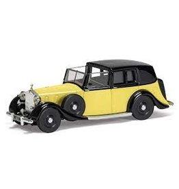 Rolls-Royce Rolls Royce Phantom III De Ville 1939 James Bond 007 'Goldfinger' - 1:36  - Corgi