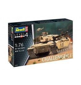 Challenger I - 1:76 - Revell