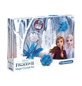 CLEMENTONI Clementoni Frozen 2 Magic Crystal Set