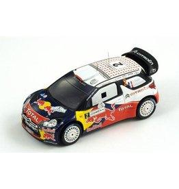 Citroen Citroën DS3 WRC #2 Winner Jordan Rally 2011 - 1:43 - Spark