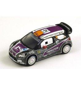 Citroen Citroën DS3 WRC #14 Acropolis Rally 2011 - 1:43 - Spark