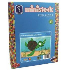 Ministeck Ministeck Zeeschilpad - 930 onderdelen