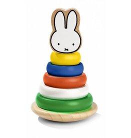 Bambolino Toys Bambolino Toys Miffy Stacking Tower