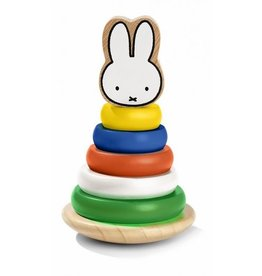 Bambolino Toys Bambolino Toys  Nijntje Stapeltoren