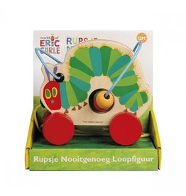Bambolino Toys Bambolino Toys  Rupsje Nooitgenoeg trekfiguur