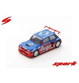 Renault Renault R5 Maxi Turbo #5 Superproduction 1987 - 1:43 - Spark