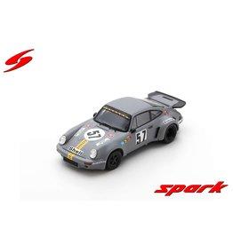 Porsche Porsche 911 Carrera RSR 3.0 #57 Gelo Racing 1000 km Le Castellet (France) 1974 - 1:43 - Spark