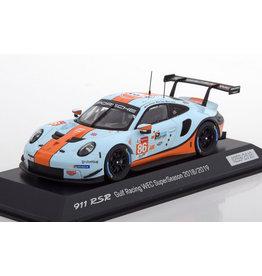 Porsche Porsche 911/991 RSR #86 Gulf Racing WC SuperSeason 2018/2019 - 1:43 - Spark