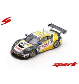 Porsche Porsche 911 GT3 R #99 Rowe Racing 24H Spa 2020 - 1:43 - Spark