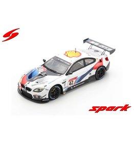 BMW BMW M6 GT3 #42 BMW Team Schnitzer 3rd  24h Nürburgring 2020 - 1:43 - Spark