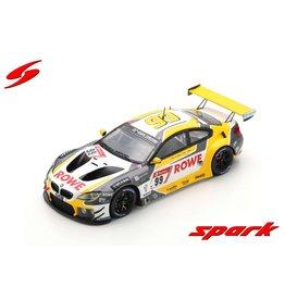BMW BMW M6 GT3 #99 Rowe Racing Winner 24h Nürburgring 2020 - 1:43 - Spark