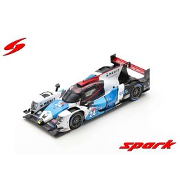 Oreca Oreca 07 Gibson #24 Nielsen Racing 24H Le Mans 2020 - 1:18 - Spark