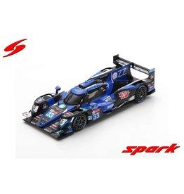 Oreca Oreca 07 Gibson #33 High Class Racing 24H Le Mans 2020 - 1:43 - Spark