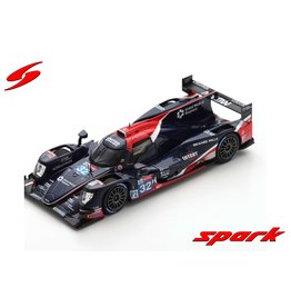 Oreca Oreca 07 Gibson #32 United Autosports 24H Le Mans 2020 - 1:43 - Spark