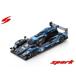 Oreca Oreca 07 Gibson #30 Duqueine Team 24H Le Mans 2020 - 1:43 - Spark