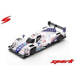 Oreca Oreca 07 Gibson #27 Dragonspeed USA 24H Le Mans 2020 - 1:43 - Spark