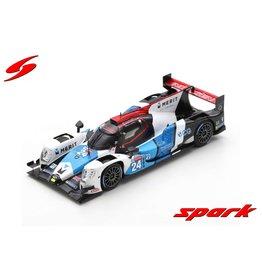 Oreca Oreca 07 Gibson #24 Nielsen Racing 24H Le Mans 2020 - 1:43 - Spark