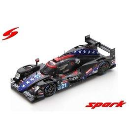 Oreca Oreca 07 Gibson #21 DragonSpeed USA 24H Le Mans 2020 - 1:43 - Spark
