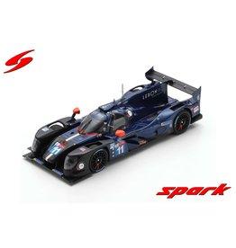 Ligier Ligier JS P217 Gibson #11 Eurointernational  24h Le Mans 2020 - 1:43 - Spark