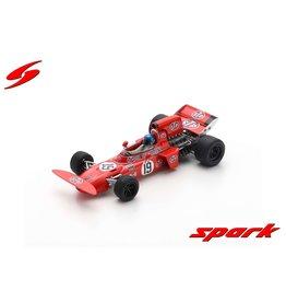 Formule 1 Formule 1 March 7211 #19 GP Canada 1971 - 1:43 - Spark