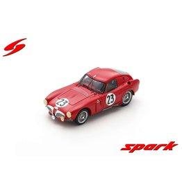 Alfa Romeo Alfa Romeo 6C 3000 CM #23 24H Le Mans 1953 - 1:43 - Spark