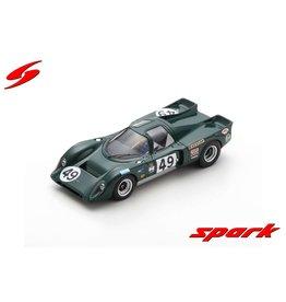 Chevron-Ford Chevron-Ford B16 #49 24H Le Mans 1970 - 1:43 - Spark