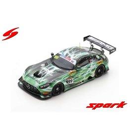 Mercedes-Benz Mercedes-Benz AMG GT3 #999 Mercedes AMG Gruppe M Racing 6th 12H Bathurst 2020 - 1:43 - Spark