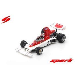 Formule 1 Formule 1 Parnelli VPJ4 #27 4th GP Sweden 1975 - 1:43 - Spark