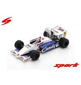 Formule 1 Formule 1 Toleman TG184 #20 GP Monaco 1984 - 1:43 - Spark
