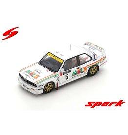 BMW BMW M3 (E30) #5 Rally 1000 Lakes Finland 1988 - 1:43 - Spark