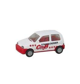 Fiat Fiat Cinquecento 'Stadskoerier City B' - 1:87 - Herpa