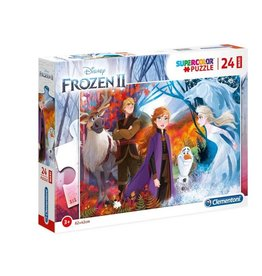 Disney Clementoni Frozen 2 Maxi Puzzel - 24 onderdelen