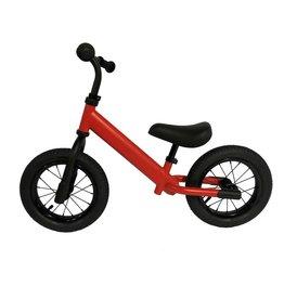 Balance Bike Red Black