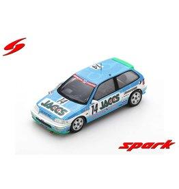 Honda Honda Civic EF9 #14 2nd Div 3 JTC Rd4 Sendai Hi-Land (Japan) 1991 - 1:43 - Spark