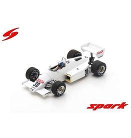 Formule 1 Formule 1 Arrows A6 #30 GP Brazil 1983 - 1:43 - Spark