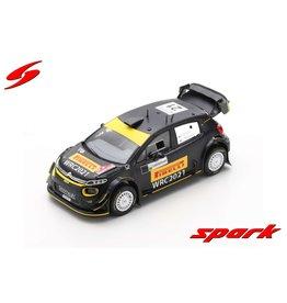 Citroen Citroen C3 SaintLoc Racing Rally Sardinia 2020 (Pirelli Tyres Test) - 1:43 - Spark