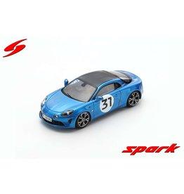 Alpine Alpine A110S #31 Rally Monte Carlo 2021 - 1:43 - Spark