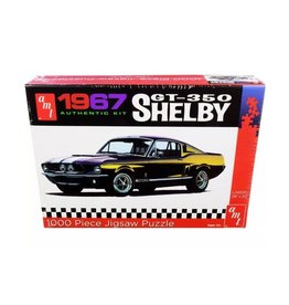 AMT Jigsaw Puzzle Shelby GT-350 1967 - AMT